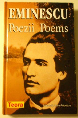 Eminescu: Poezii Poems: Eminescu, Mihai