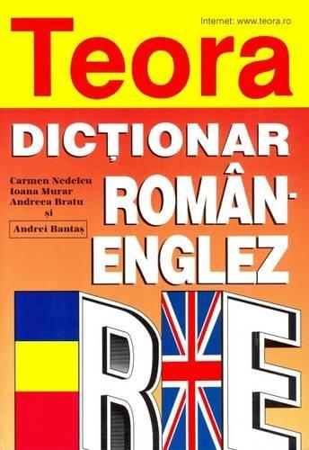 9789736019999: Teora Romanian-English Dictionary