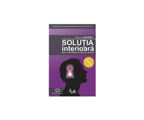 9789736694547: SOLUTIA INTERIOARA