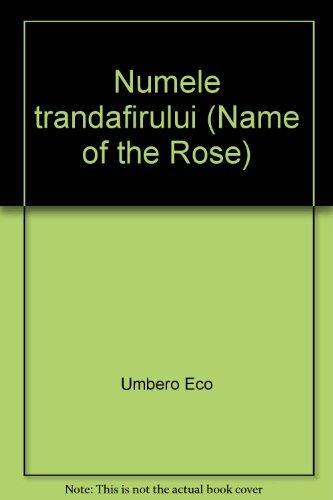 9789736815379: Numele trandafirului (Name of the Rose)