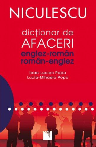 9789737484581: DICTIONAR DE AFACERI ENGLEZ-ROMAN