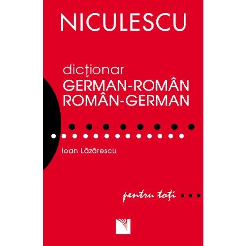 9789737485809: Dictionar german-roman si roman-german pentru toti