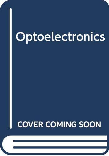 9789737554437: Optoelectronics