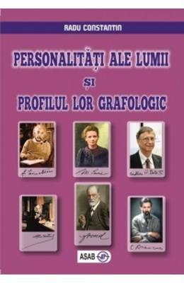 9789737725943: Personalitati Ale Lumii Si Profilul Lor Grafologic (Romanian Edition)