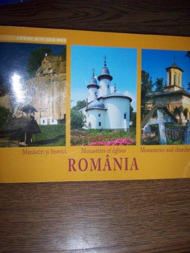Romania Manastiri si biserici: Mariana-Dorina Pascaru