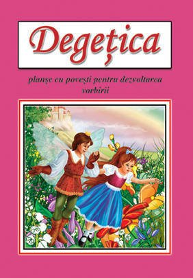9789737927613: Degetica - planse educative