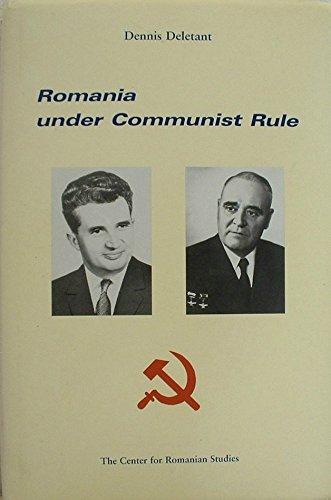 9789738214330: Romania Under Communist Rule