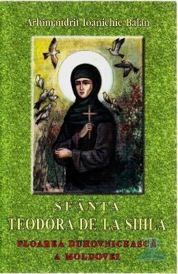 9789738683600: Sfanta Teodora de la Sihla (Romanian Edition)
