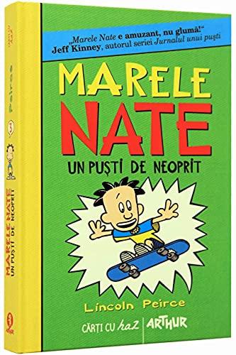 9789738898721: MARELE NATE VOLUMUL 3 UN PUSTI DE NEOPRIT