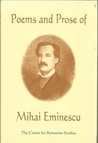9789739432108: Poems and Prose of Mihai Eminescu
