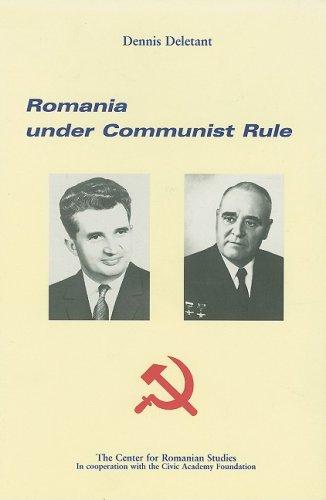 9789739839280: Romania Under Communist Rule