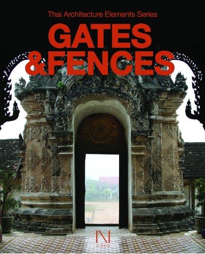 9789740502920: Thai Architecture Elements Series: Gates & Fences