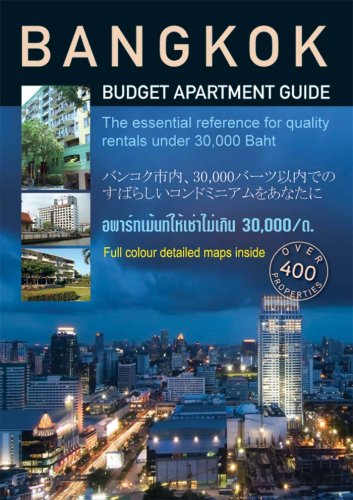 9789740940340: Bangkok Budget Apartment Guide