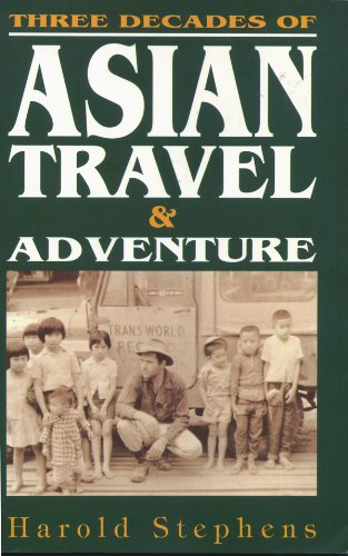 9789742020415: Three Decades of Asian Travel and Adventure