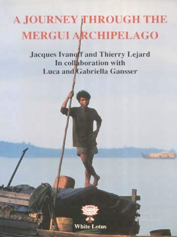 9789744800060: A Journey Through the Mergui Archipelago