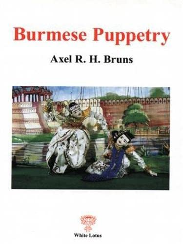 9789744800886: Burmese Puppetry