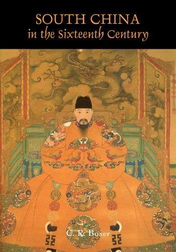 9789745240438: South China In The Sixteenth Century