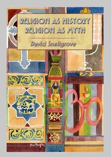 9789745240704: Religion As History Religion As Myth