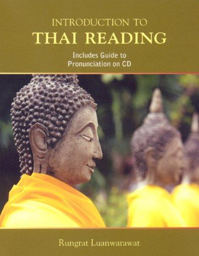 Introduction to Thai Reading: Luanwarawat, Rungrat