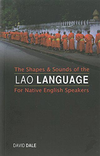 9789745241510: Shapes and Sounds of the Lao Language: For Native English Speakers