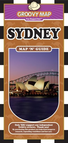 9789745250826: Groovy Map 'n' Guide Sydney