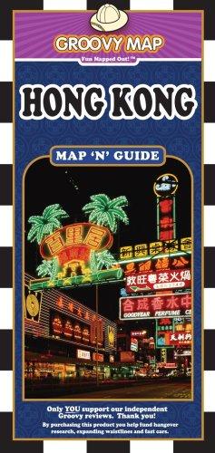 9789745251120: Groovy Map 'n' Guide Hong Kong (2010)