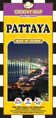 9789745251403: Groovy Map 'n' Guide Pattaya (2012)