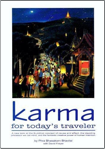 9789746568463: Karma for Today's Traveler
