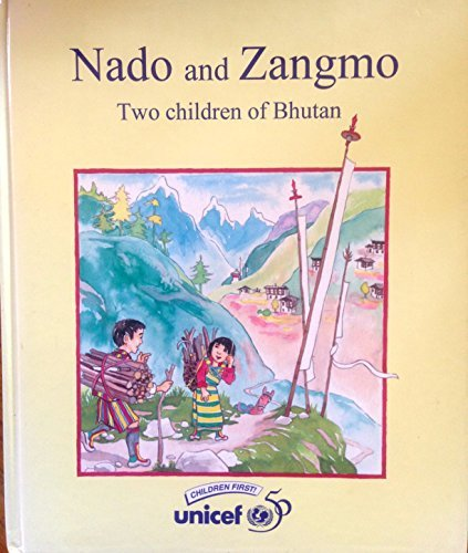Title: Nado and Zangmo Two children of: Jigme Lodey