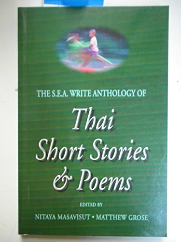 9789747100686: The S.E.A. Write Anthology of Thai Short Stories and Poems