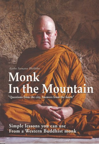 9789747512571: Monk in the Mountain