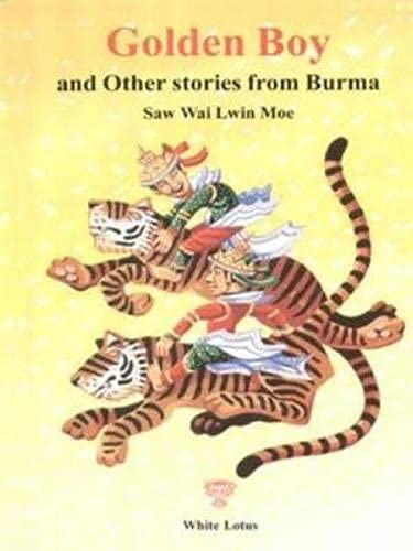 9789747534658: Golden Boy and Other Stories from Burma