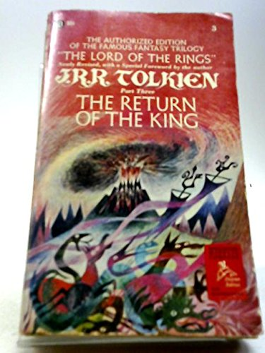 9789747597431: The Lord of the Rings, Part Three the Return of the King