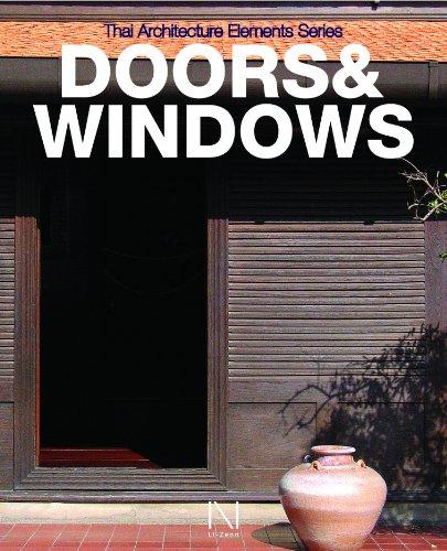 9789747670417: Thai Architecture Elements Series: Doors & Windows