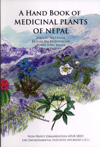 9789747799583: A Hand Book of Medicinal Plants of Nepal