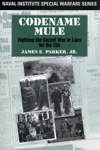 9789748434056: Codename Mule: Fighting the Secret War in Laos for the CIA
