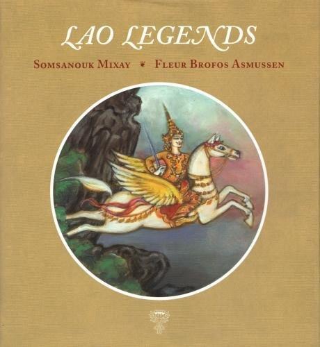 9789748434469: Lao Legends
