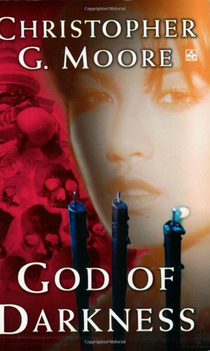 God of Darkness: Moore, Christopher G.