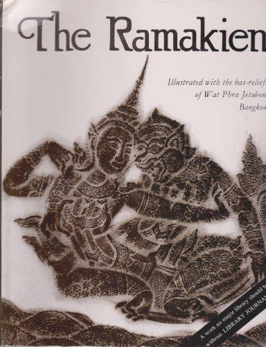 The Ramakien: The Thai Epic: J. M. Cadet