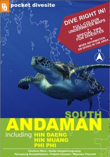9789749417157: Pocket Divesite: South Andaman including Hin Muang Hin Daeng Phi Phi