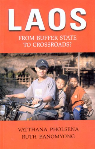 9789749480502: Laos: From Buffer State to Crossroads? (Mekong Press)
