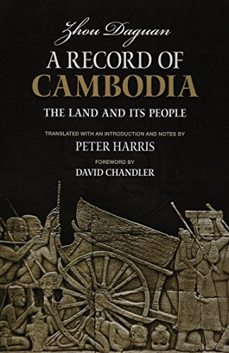 9789749511244: A Record of Cambodia: The Land and Its People