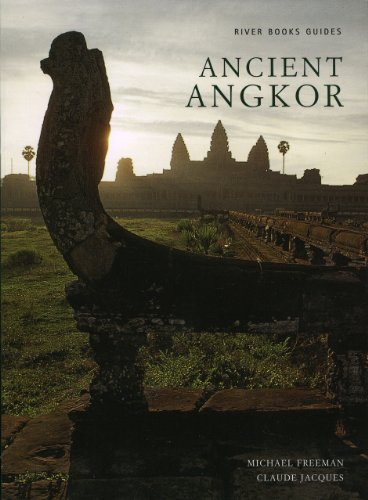 9789749863251: Ancient Angkor (River Book Guides)