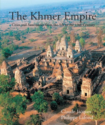 The Khmer Empire: Cities and Sanctuaries from the 5th to the 13th Century: Jacques, Claude