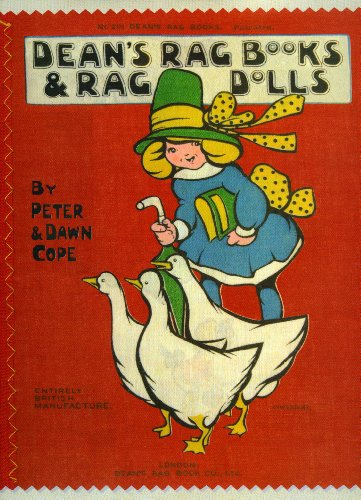 9789749863862: Dean's Rag Books & Rag Dolls: The Products of a Famous British Publisher and Toymaker