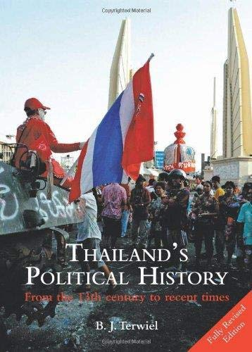 9789749863961: Thailand's Political History: From the 13th Century to Recent Times