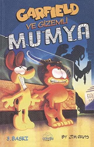 9789750160394: Garfield ve Gizemli Mumya