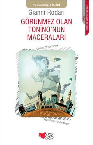 9789750714665: Gorunmez Olan Tonino'nun Maceralari