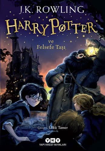 Harry Potter 1 ve felsefe tasi. Harry