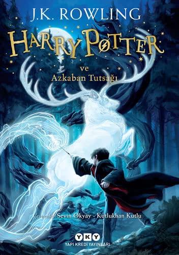 Harry Potter 3 ve Azkaban tutsagi.: J.K. Rowling